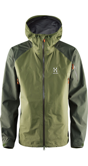 Haglöfs M's Roc Spirit Jacket JUNIPER/NORI GREEN